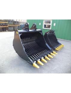Godet Triage / Riddle 1a 12 tonnes haute qualité